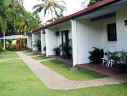 Sunlover Lodge Holiday Units and Cabins - Accommodation Broome