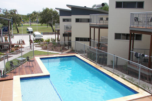 Emu's Beach Resort - Accommodation Broome