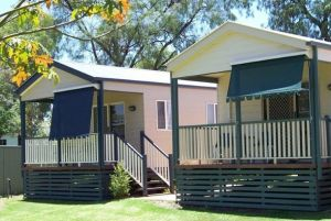 Dalby Tourist Park - Accommodation Broome