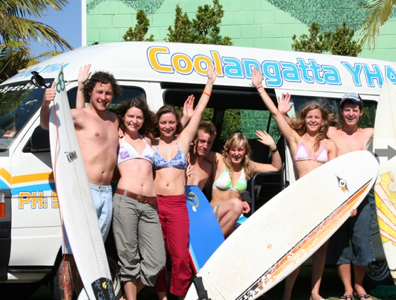 Coolangatta YHA Backpackers Hostel - Accommodation Broome