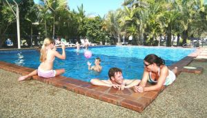 Gold Coast Tourist Parks Kirra Beach - Accommodation Broome