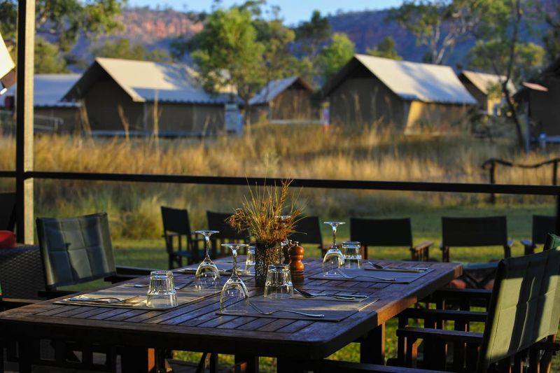 Bell Gorge Wilderness Lodge - Accommodation Broome
