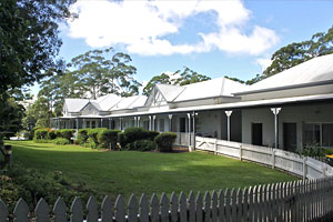 Woodleigh Homestead Bed  Breakfast - Accommodation Broome