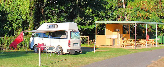 Bell Park Caravan Park - Accommodation Broome