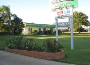 Country Road Motel - Accommodation Broome