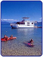 Hinchinbrook Rent A Yacht And House Boat - Accommodation Broome