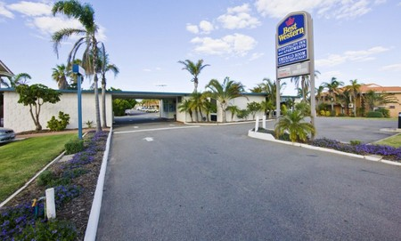 Best Western Hospitality Inn Geraldton - Accommodation Broome
