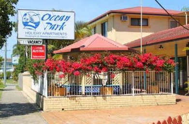 Ocean Park Motel and Holiday Apartments - Accommodation Broome