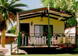 Swan Hill Riverside Caravan Park - Accommodation Broome