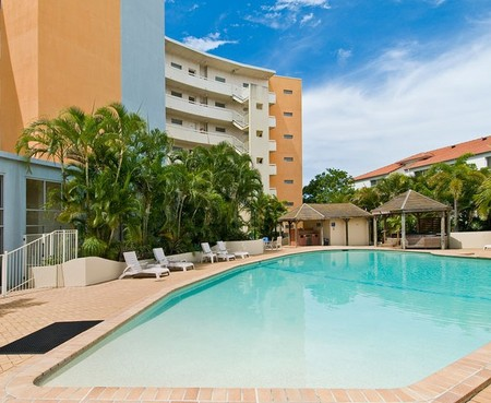 Rays Resort Apartments - Accommodation Broome