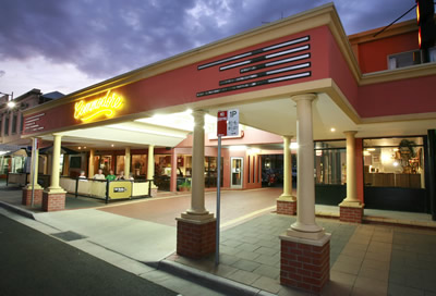 The Commodore Motor Inn - Accommodation Broome
