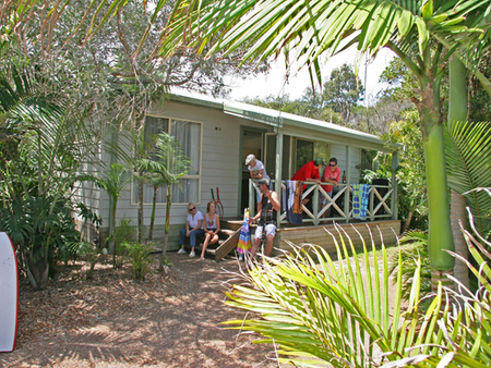 One Mile Beach Holiday Park - Accommodation Broome
