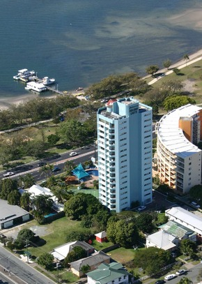 Palmerston Tower - Accommodation Broome