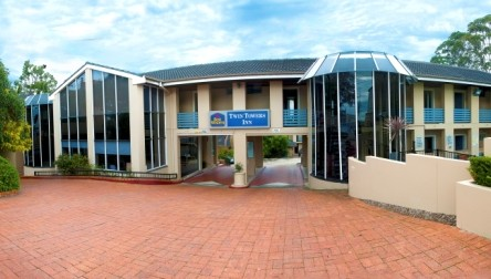 Best Western Twin Towers Inn - Accommodation Broome