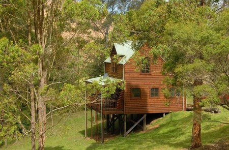 Hookes Creek Forest Retreat - Accommodation Broome