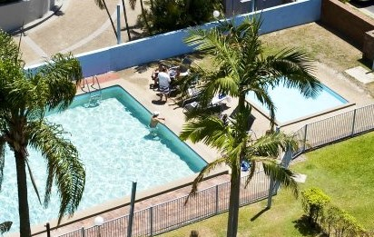 Condor Ocean View Apartments - Accommodation Broome