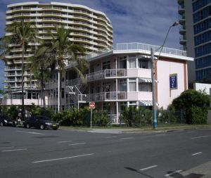 Coolangatta Ocean View Motel - Accommodation Broome