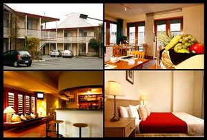Best Western Admiralty Motor Inn