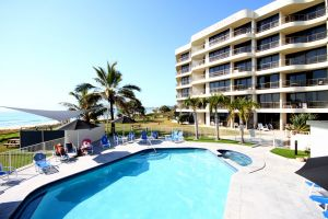 San Simeon Beachfront Apartments - Accommodation Broome