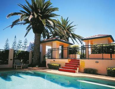 Island Beach Resort - Accommodation Broome