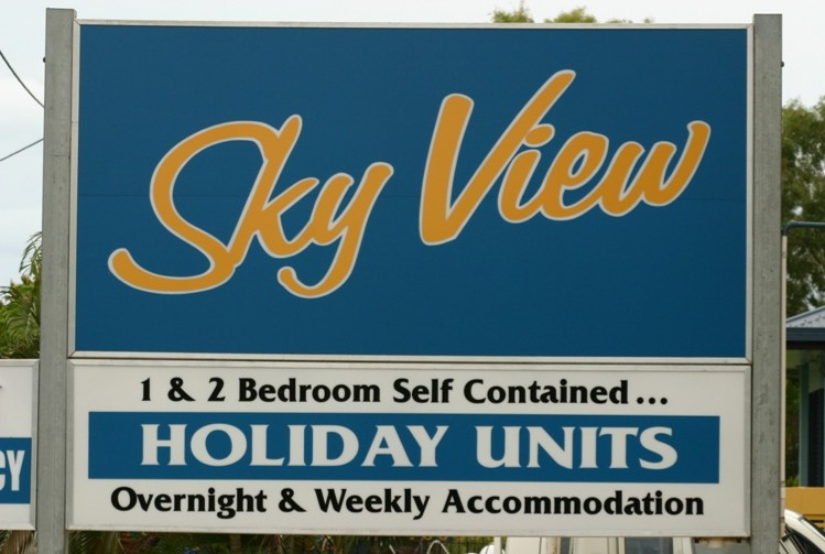 Sky View Coastal Luxury Units - Accommodation Broome