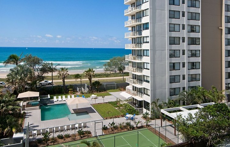 Boulevard Towers - Accommodation Broome