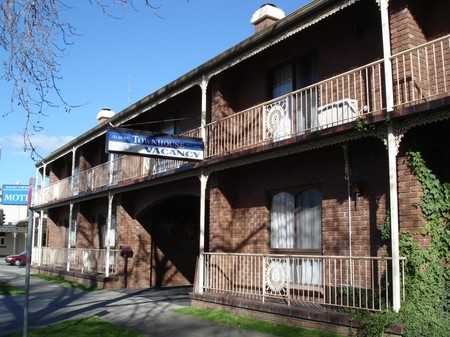 Albury Townhouse - Accommodation Broome