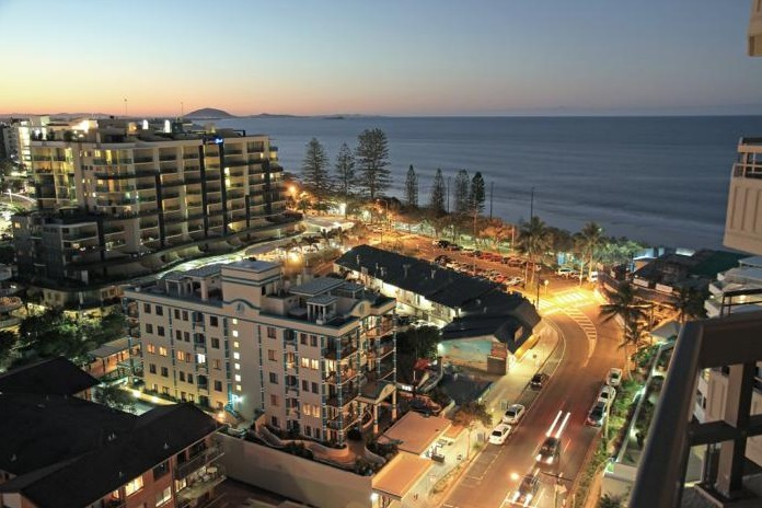 Aegean Apartments Mooloolaba - Accommodation Broome
