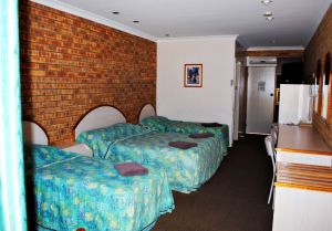 Albert Park Motor Inn - Accommodation Broome