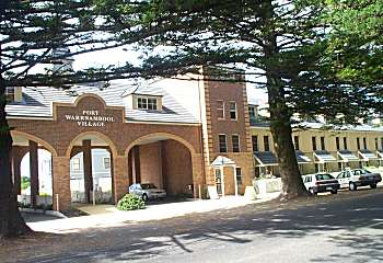 Port Warrnambool Village - Accommodation Broome