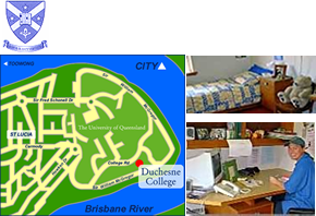 Duchesne College - Accommodation Broome