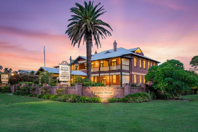 Ballina Manor Boutique Hotel  - Accommodation Broome