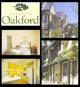 Adelaide Oakford Apartments - Accommodation Broome