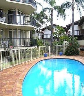 Bayview Beach Holiday Apartments - Accommodation Broome