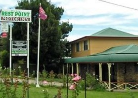 Rest Point Motel - Accommodation Broome