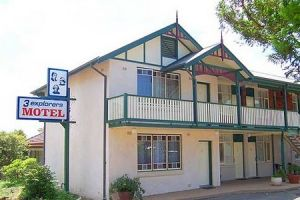 3 Explorers Motel - Accommodation Broome