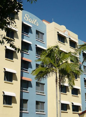 Sails Resort On Golden Beach - Accommodation Broome