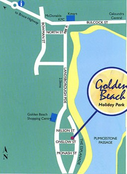 Golden Beach Holiday Park - Accommodation Broome