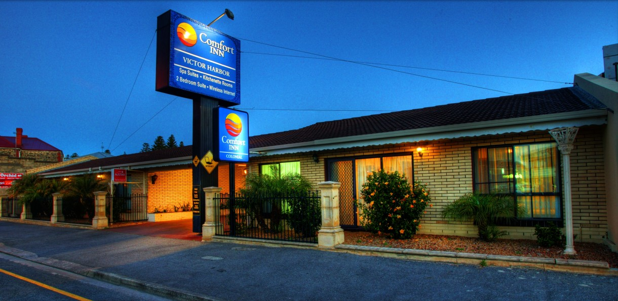 Comfort Inn Victor Harbor - Accommodation Broome