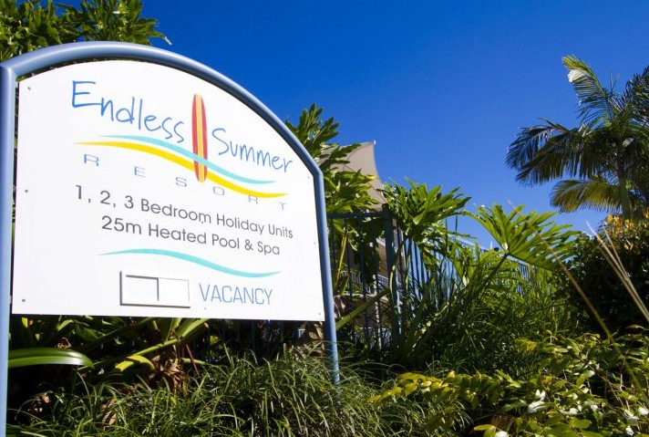 Endless Summer Resort - Accommodation Broome