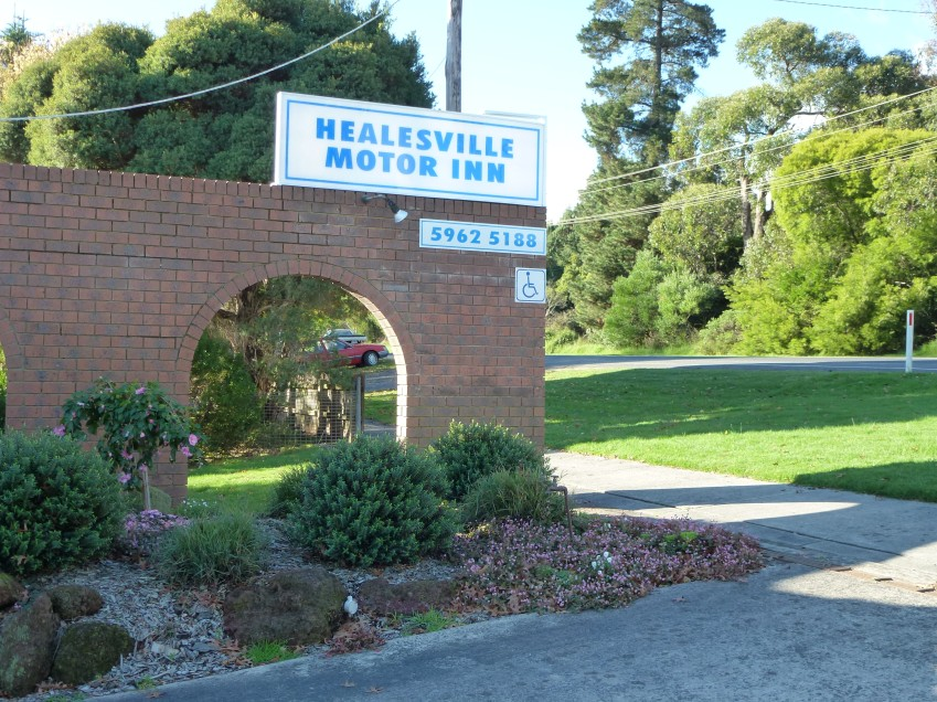 Healesville Motor Inn - Accommodation Broome