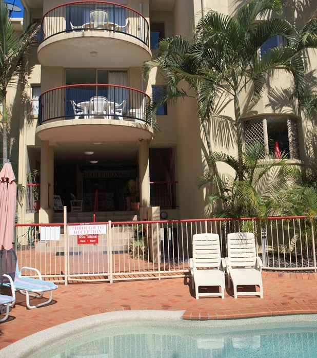 Santalina On Hervey Bay - Accommodation Broome