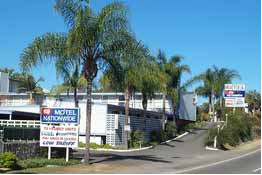 Nationwide Motel - Accommodation Broome