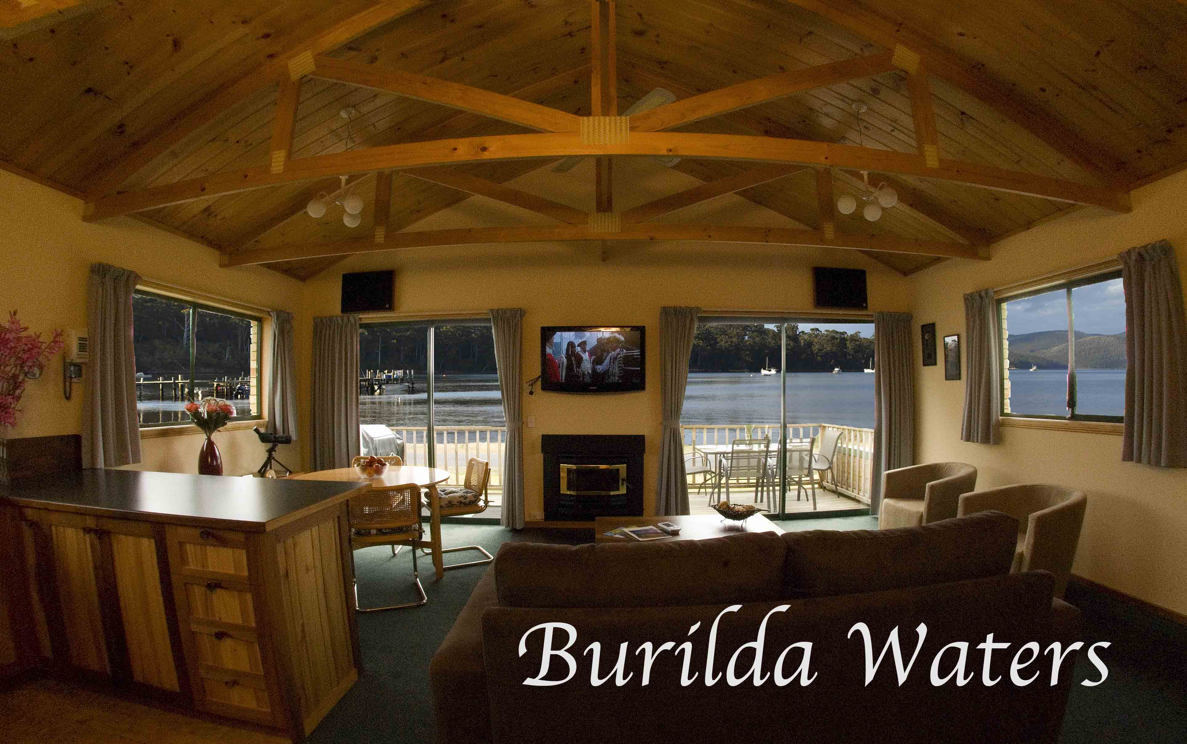 Burilda Waters Port Arthur Waterfront Accommodation - Accommodation Broome