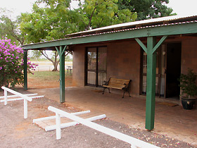 Barkly Homestead - Accommodation Broome