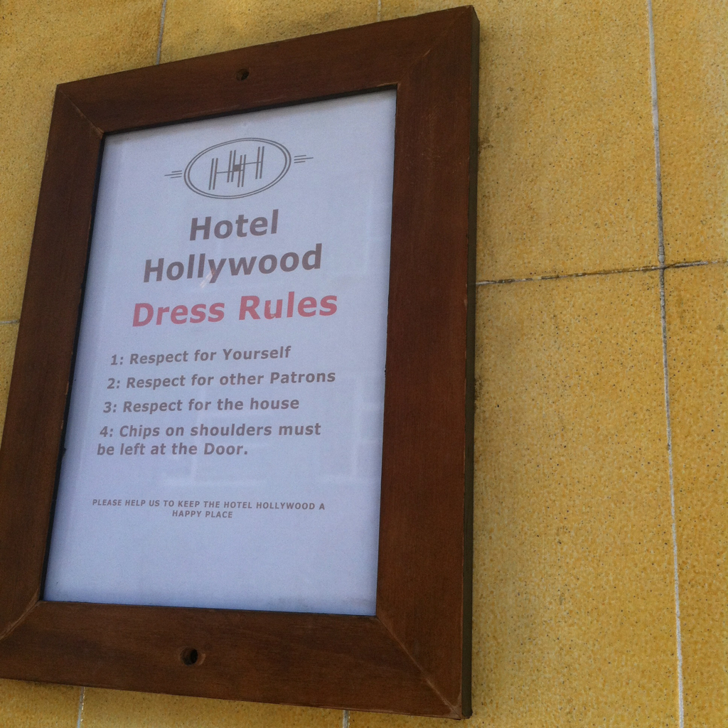 Hollywood Hotel - Accommodation Broome