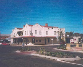 Namoi Hotel Motel - Accommodation Broome