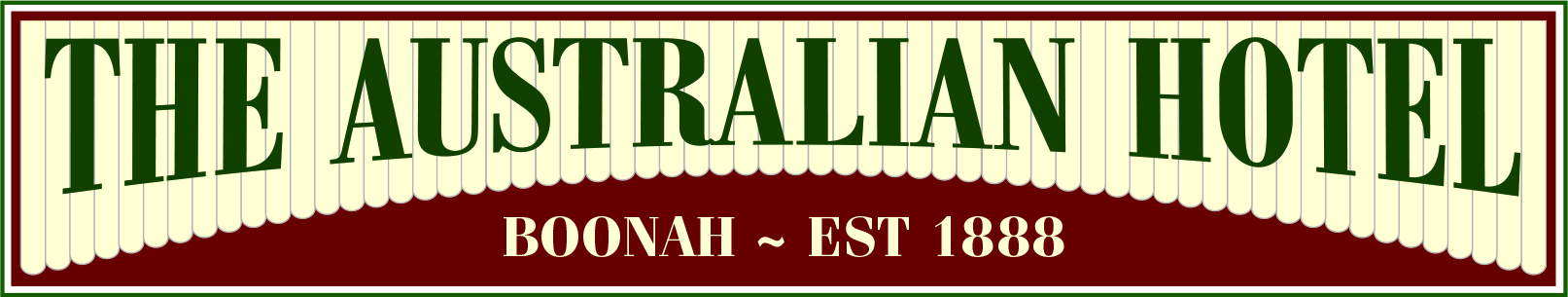 Australian Hotel - Boonah - Accommodation Broome