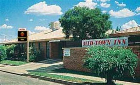 Comfort Inn - Mid Town - Accommodation Broome