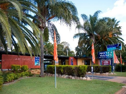Motel Oasis - Accommodation Broome
